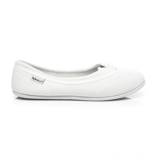 389c2fdfeba6 Športové biele balerínky 41W
