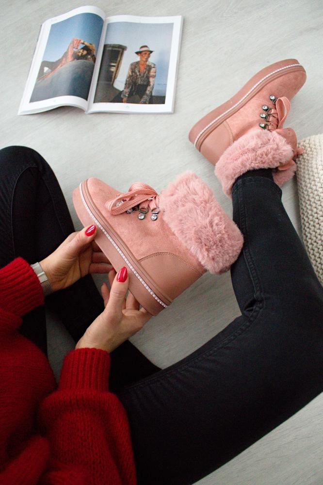7d795810c1 Ružové topánky Nadine