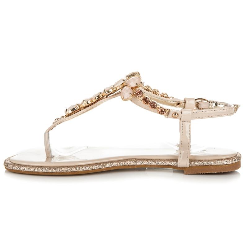 f8e774915bdc Béžové sandále Rosa Béžové sandále Rosa Béžové sandále Rosa