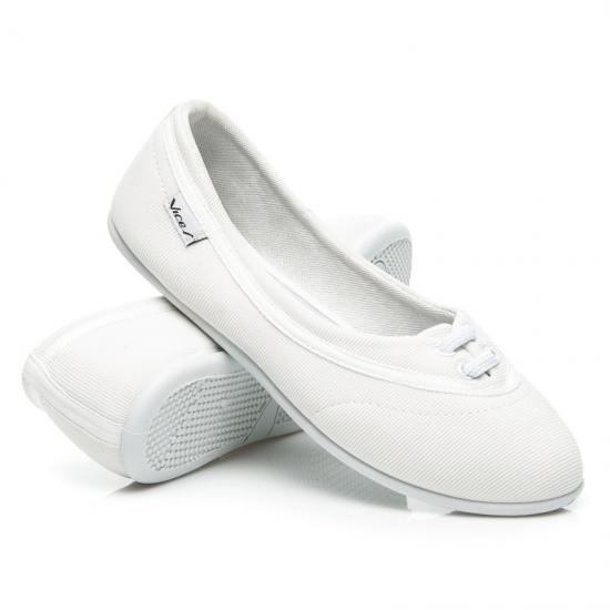 3e0df9638113 ... Športové biele balerínky 41W
