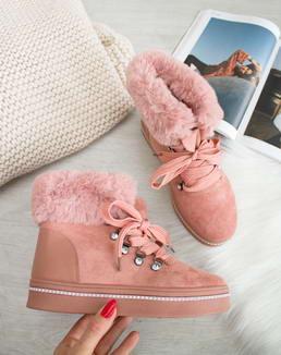 620f522d50 Ružové topánky Nadine