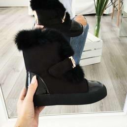 6817bf9963cd Čierne topánky Myrta